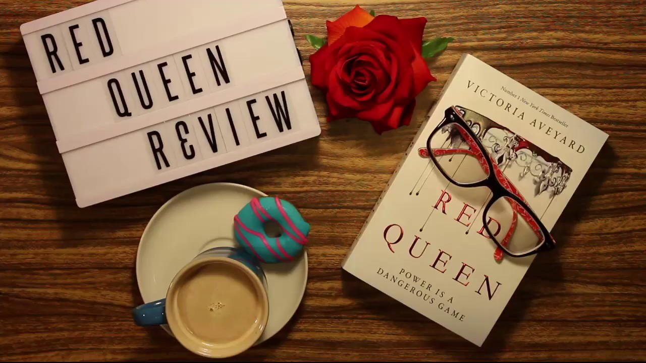 Red Queen Summary - YouTube