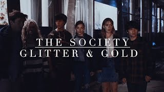 The Society | Glitter & Gold