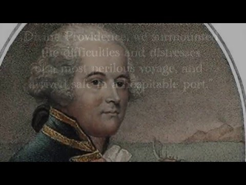Short Documentary on Captain William Bligh of the Mutiny on the Bounty