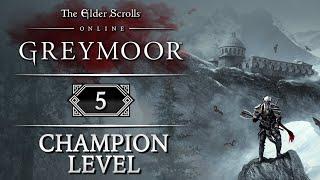 TES ONLINE: GREYMOOR | Capítulo 5 | Ya somos nivel 50...¿cómo funciona el CHAMPION LEVEL?