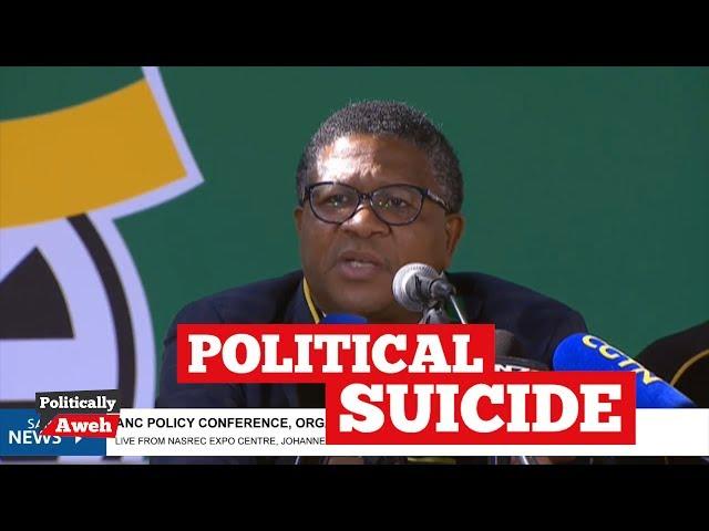 Dr Makhosi Khoza: Death Threats & EXTREME Ill-Discipline