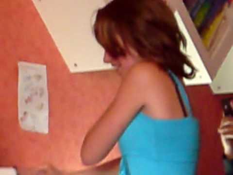 Alexa Beim Haare Waschen D Youtube