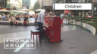 CHILDREN (Robert Miles) at SONY CENTER BERLIN