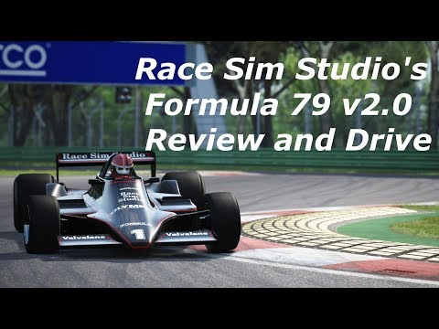 RSS's Formula 79 Updates to v2.0 - Comparison, Drive and Review