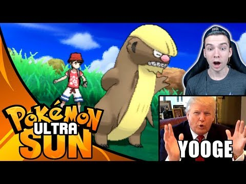 MY OWN TOTEM POKEMON! Pokemon Ultra Sun Let's Play Walkthrough Episode 11