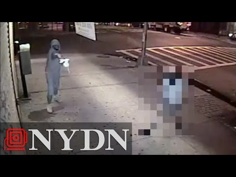 Raw: Man wanted for shooting in Bronx
