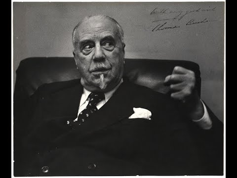 Sir Thomas Beecham (1879-1961) conductor