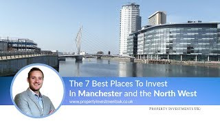 Gambar cover 🔴 The 7 Best Places To Invest In Manchester and the North West