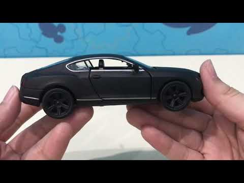 Diecast Bentley Continental CT V8 Review | Bryan87 87Official