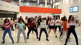 Kpop Random Dance in public Zaragoza, Spain/ Segapolis [Nekowiii] Parte 1