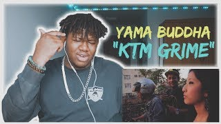 FOREIGNER REACT TO NEPALI SONG | YAMA BUDDHA- KTM GRIME [OFFICIAL MUSIC VIDEO]
