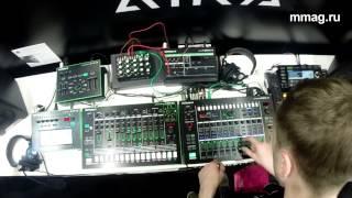 mmag.ru: Musikmesse 2015 - Roland Aira MX 1 - сценический микшер