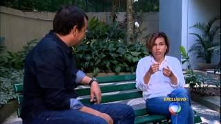 domingo espetacular Cláudia Rodrigues abre o coração e fala sobre depressão e a luta contra a escler