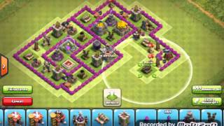 Clash of Clans: Town Hall 8 - Farm Base (Tutorial)