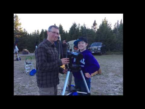 Fundy Star Party 2016