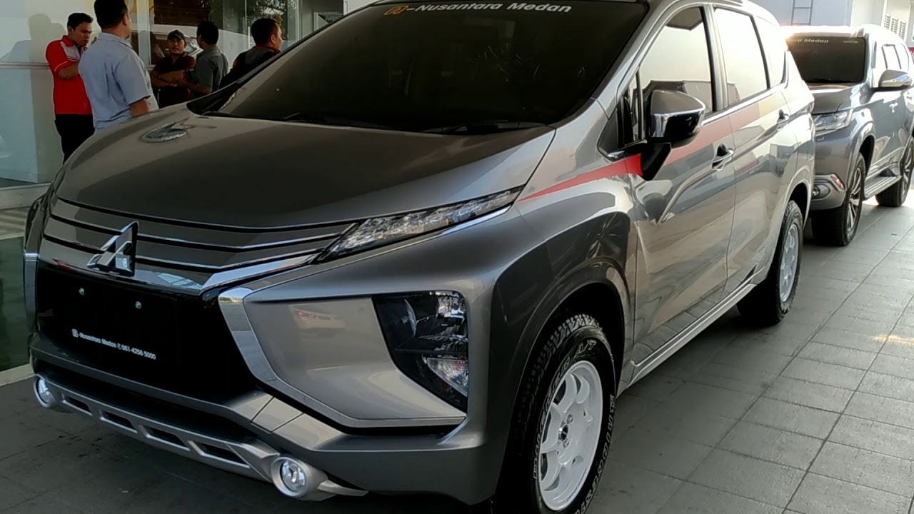 Mitsubishi Xpander 2018 Modifikasi Simpel Dari Dealer