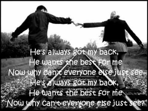 Kayla Hang- A Boy & A Girl Lyrics(Original).wmv