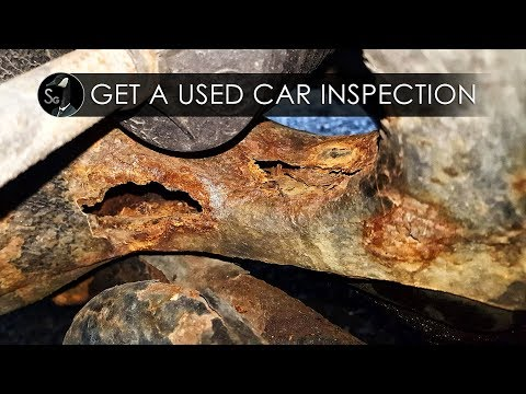 Why to Always Get a Used Car Inspection