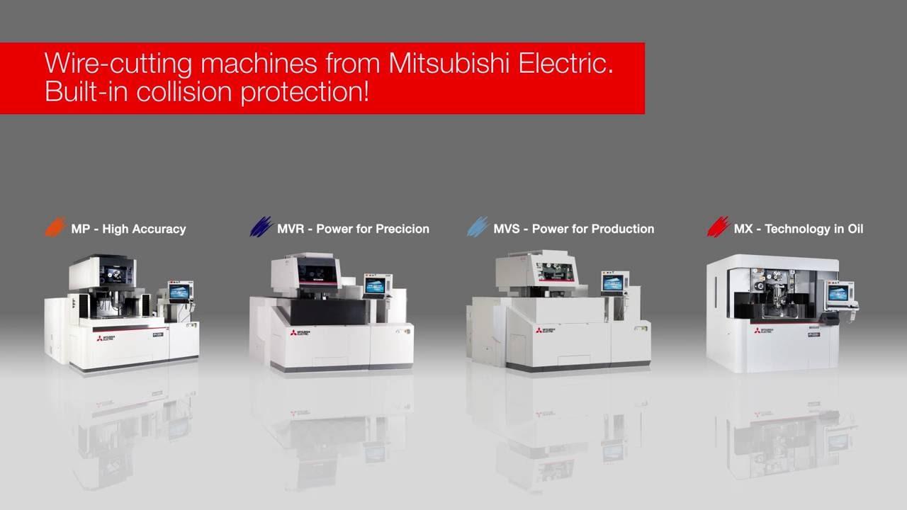 Wire Erosion - Power for Precision - Mitsubishi Electric EDM