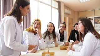 Özel İzmir Anadolu Sağlık Meslek Lisesi - Tanıtım Filmi  2017