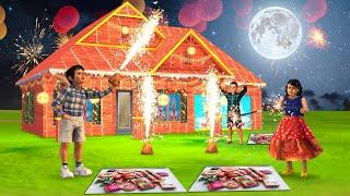 மந்திர தீபாவளி வீடு Magical Diwali House - tamil stories - tamil kathai - tamil comedy stories