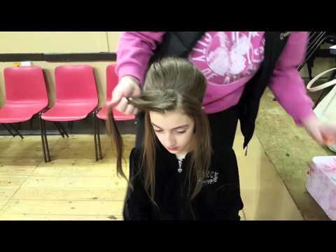 Feis Hair Tutorial