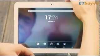 """Обзор планшета PIPO M9 PRO Wi-FI QUAD CORE 10"""" (white) (общий обзор)"""