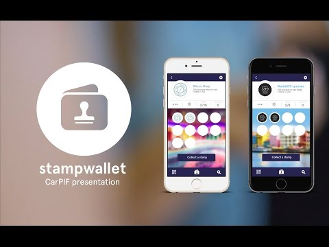 Stampwallet loyalty at CarPIF 2016 - building our own hardware