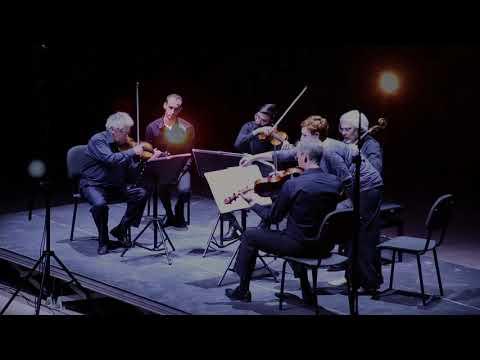 """Arditti Quartet - Christophe Bertrand: """"Quatuor II"""""""
