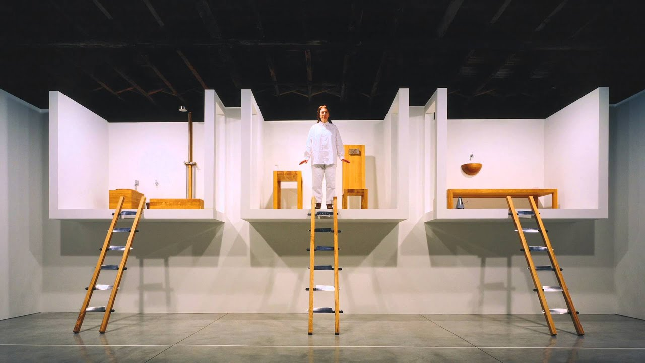 Marina abramovic on house with the ocean view 2008 - House with a view ...