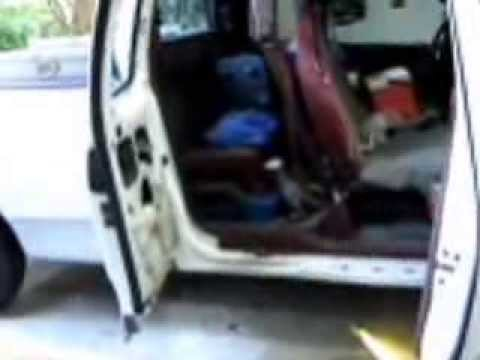 & Ford F series door lock cable repair BEST METHOD - YouTube pezcame.com