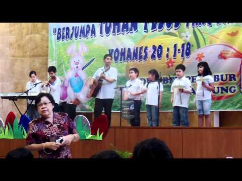 Lagu Rohani Sunda - Abdi Moal Mundur.MP4