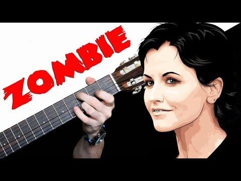 The Cranberries - Zombie на Гитаре + РАЗБОР