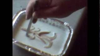 2 Part Plaster Mold Vid-1