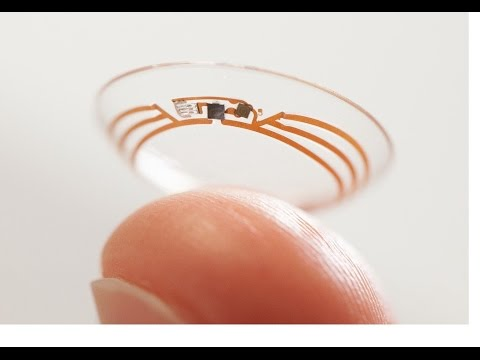 Google Smart Contact Lens To Hit The Market Soon| watch out the first look of the lens/