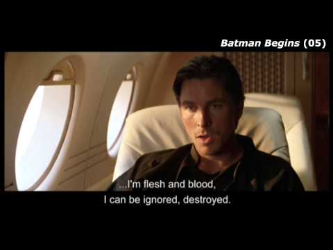 Batman Begins (clip 3): The Everlasting and Incorruptible Symbol to Protect Your Loved Ones