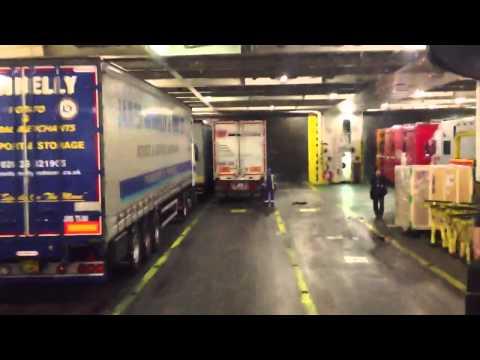 Ferries : IRELAND TO U.K