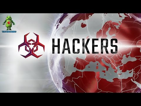 HACKERS JOIN THE CYBERWORLD iOS / Android Gameplay Trailer HD
