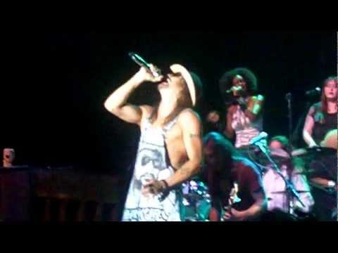 Kid Rock - Rock Bottom Blues (Live at Rock USA 2012)