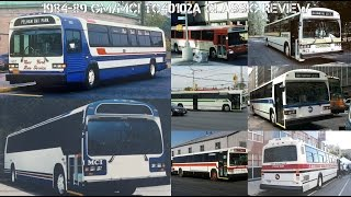 PBL/MTA Bus: 1984-89 GM/MCI TC40102A Classic Review