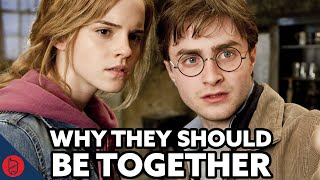 Why Harry & Hermione Should Be Together [Harry Potter Theory]