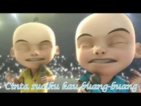 JARAN GOYANG - VIA VALLEN | UNOFFICIAL VIDEO VERSI PARODI UPIN IPIN NYANYI BARENG