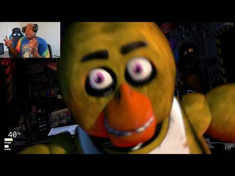 THIS IS CRUEL AND UNUSUAL PUNISHMENT - Five Nights at Freddy's: Ultimate Custom Night