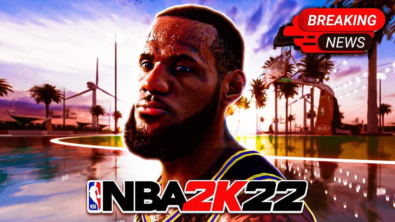NBA 2K22 is TAKING a HUGE RISK...