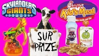 Chick-Fil-A Skylanders Kids Meal (Surprise w/ New Toys)