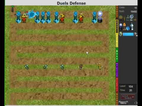 Duels Defence