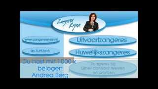 Zangeres Ryan - Du hast mir 1000 x belogen - Andrea Berg