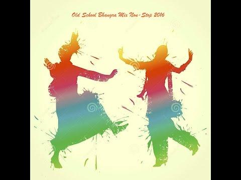 Old Skool Bhangra Mix All Original Retro Punjab 2016