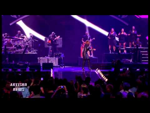 MARY J BLIGE iHEARTRADIO CLIP, SHOW ON CW-TV TONIGHT