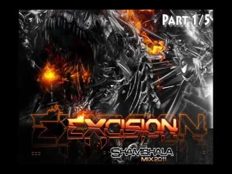 Excision  X rated shambhala 2011 Part 15